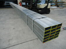 STEEL RHS GAL BOX SECTION 100x50X 2.0MM (NEW) 8.0 MTR LENGTHS