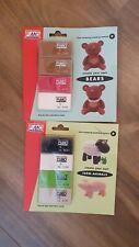 Fimo Farm Animals Abd Bears 2 X Kits