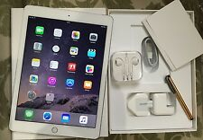 #NEW como # Apple Ipad 2 16 GB Air Wi-fi + 4G (Desbloqueado), oro, ID táctil de dedo.