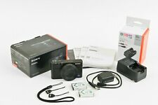 Sony DSC-RX100 VI M6 Camera, BC-TRX Charger, Extra Battery, Complete System