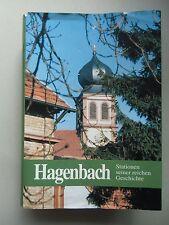 Hagenbach Stationen seiner reichen Geschichte
