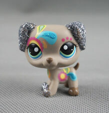 Littlest Pet Shop LPS2688 Sparkle Tattoo Dalmatian Dog Glitter Puppy