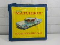 1967 Official Matchbox Collector's Mini-Case by Lesney No. 8