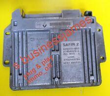 Reset Centralina Twingo Clio Safir2 HOM 7700113511 7700868294  plug and play ECU