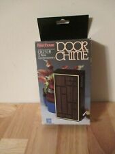 "Rittenhouse - 2 Note, Contemporary Door Chime (C8231R) ""New!"" in the Orig. Box!"