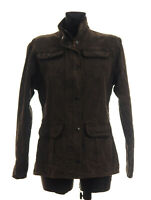 BARBOUR Women's Natural Weathered Jacket Size UK 12