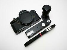 +++ SERVICED + TESTED +++ Pentax MX Black 35mm Mechanical SLR Film Camera