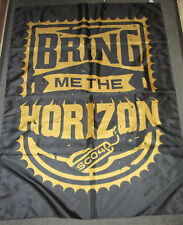 BRING ME THE HORIZON TEXTILE POSTER FLAG  RARE NEW NEVER OPENED DYNAMITE SHIELD