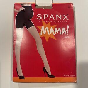 NEW SPANX 163 MAMA Short Shaper  Maternity Size B Bare