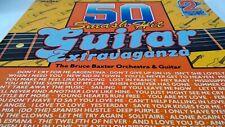 Bruce Baxter Orchestra & Guitar - 50 Smash Hit Guitar Extravaganza - Vinyl LP