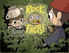 SDCC 2017 Exclusive Over The Garden Wall: Rock Facts 2017 Zine Cover A LE 500