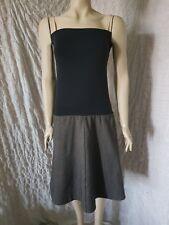 Wolford Daytona Two Way Strapless Dress With Wool Herringbone Skirt Size 12 UK