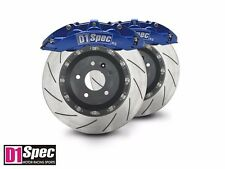 Front RS Blue Forged Big Brake 6pots Caliper with 355mm 2PCS Disc for W204