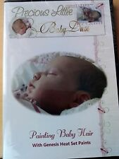 Baby reborn DVD PITTURA capelli (NUOVO SIGILLATO)