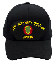 24th Infantry Division Hat BRAND NEW (1652) Ballcap Cap FREE SHIPPING! 11069