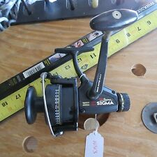 Shakespeare 060 Supra Sigma fishing reel made in Japan (Lot#10313)