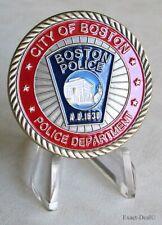 St. Michael Boston Police Souvenir Commemorative Collectable Challenge Coin