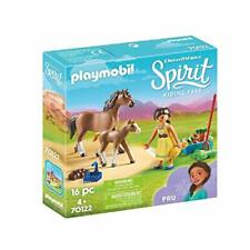 Playmobil 70122 DreamWorks Spirit, Pru with Horse and Foal