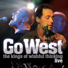 CD Go West The Kings Of Wishful Thinking - Live