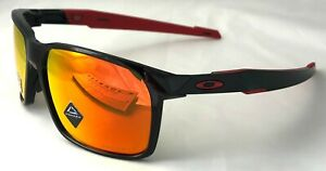 Oakley Portal X - Polished Black with Prizm Ruby Polarized Lens - OO9460-05