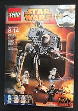 Lego AT-DP 75083 Star Wars Rebels RETIRED Disney 2015