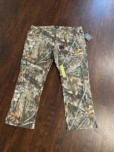 Realtree EDGE® Men's 5 Pocket Camo Jean Size XXL 44-46