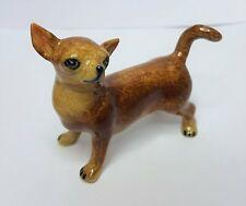 Chihuahua Standing Ceramic Figurine