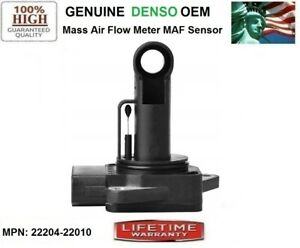 Mass Air Flow Meter MAF Sensor For Scion & Toyota & Lexus & Mazda / OEM