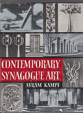 Contemporary Synagogue Art: Developments in the United States 1945-1965, Kampf