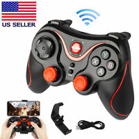 Wireless Bluetooth Gamepad Controller Joystick For Android Phone TV Tablet PC
