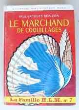 NBR - LA FAMILLE HLM : LE MARCHAND DE COQUILLAGES Bonzon famille H.L.M. - 1971