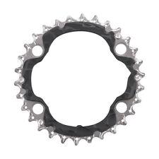 Shimano - rueda dentada XT M8000 30t-ba 11S 96mm Negro/plata