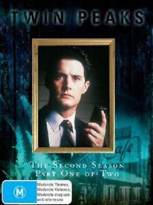 Twin Peaks : Season 2 : Part 1...REG 4...NEW & SEALED   V5