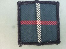 Royal Highland Fusilier tactical recogntion flash