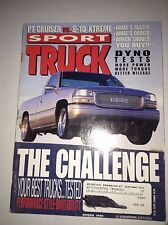 Sport Truck Magazine Dyno Tests S-10 Extreme October 2000 032517NONRH