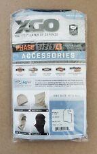 XGO Phase 4 Heavy Weight Tech Face Fleece 2 Piece Balaclava OD Green Military