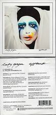 CD single Lady GAGA Applause 2-track CARD SLEEVE  NEW SEALED