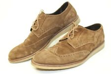 To Boot New York by Adam Derrick Mens 13 Suede Oxfords Shoes Italy 122-1 qx