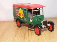 Matchbox Models of Yesteryear Y-21 1926 FORD Model TT Truck in OSRAM Livery