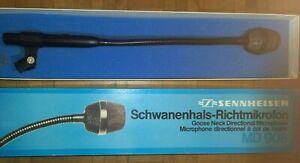 Sennheiser MD908 Schwanenhals Richtmikrofon Mikrofon MD 908 N in OVP