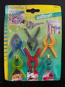 Wolfcraft 3420 Mini Clamp Set