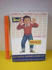 2000 REVELL AURORA MAD MAGAZINE ALFRED E NEUMAN IDIOTIC POSES - SEALED MODEL KIT