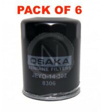 OSAKA OIL FILTER OZ411 INTERCHANGEABLE WITH RYCO Z411 (BOX OF 6)