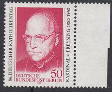 """32) Berlin MiNr. 624 ** vom Feld 20 aus Typ II mit einem """"R""""  Registerfarbstrich"""