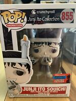 Funko Anime Pop Vinyl Junji Ito Souichi 2020 NYCC Shared Exclusive In-Hand