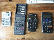 Four calculators
