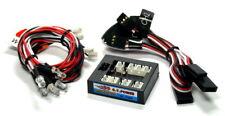 GT POWER RC Model White / Red / Orange 8 LED Light System LE863