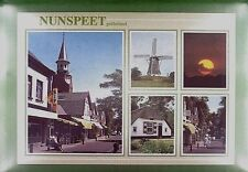 CPA Holland Nunspeet Windmill Moulin Windmühle Molin Mole Mill Wiatrak w373