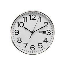 Widdop Plastic Round Wall Clocks
