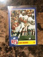 1984 Topps #3 NFL Star Set Dan Marino HOF